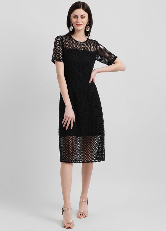 Mythical Mystery Midi Dress for Women