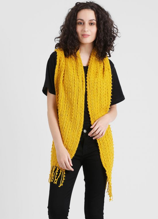 Women's Solid Scarf