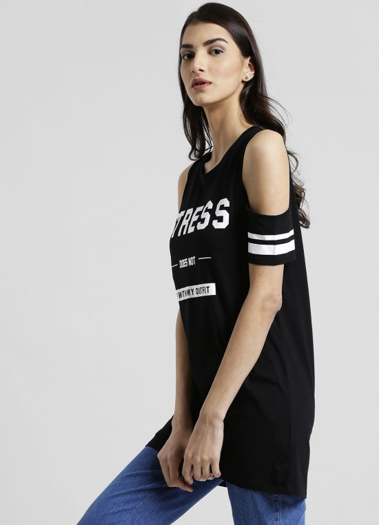 Short Sleeves Solid Tank Top for Women