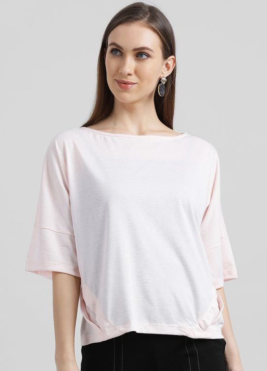 Blushed Maiden Top