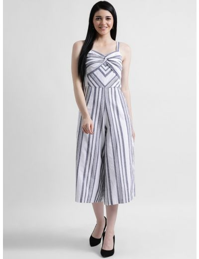 Stripes Regular Jumpsuit